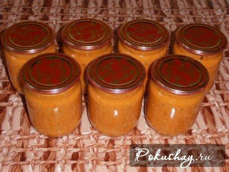 Морковная икра на зиму без помидор. Икра из моркови на зиму: очень вкусные простые рецепты с фото и видео